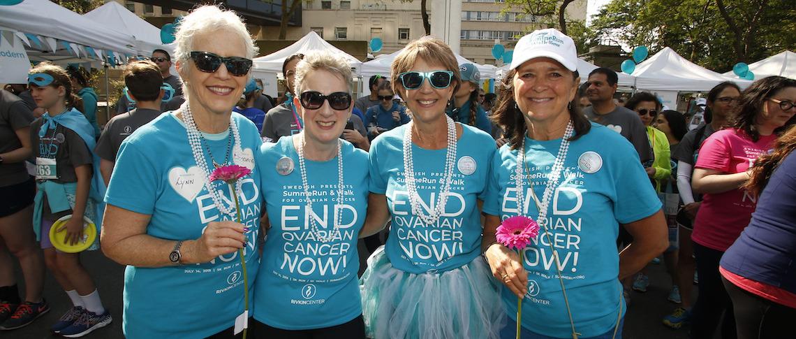 2020 Virtual Summerun Walk Rivkin Center For Ovarian Cancer